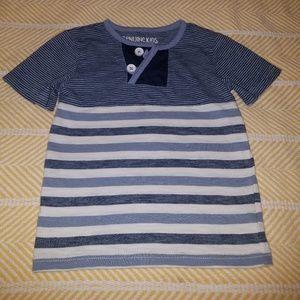 Toddler Boys stripped T-shirt